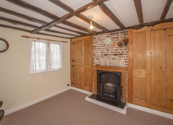 Thumbnail 1 bedroom cottage for sale in Manor Road, Deal