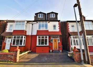 Thumbnail 4 bed semi-detached house for sale in Hayfield Road, Salford