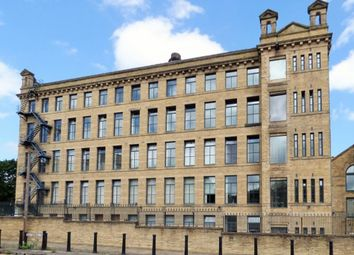 Thumbnail 2 bed flat for sale in Salts Mill Road, Shipley