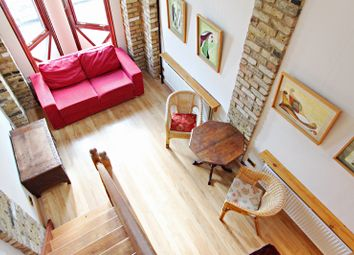 Thumbnail  Studio to rent in Edith Grove, London