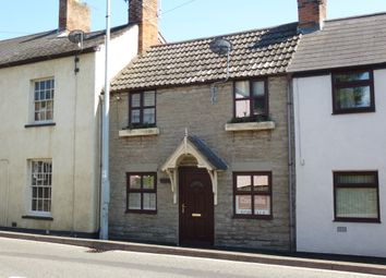Thumbnail 2 bed terraced house for sale in Rose Cottage, Norton Fitzwarren, Taunton