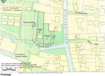 Land for sale in Burnham Road, Epworth, Doncaster DN9