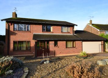 Thumbnail 3 bed detached house for sale in Kestrel Drive, The Burntwood, Loggerheads