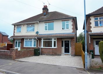 Thumbnail 3 bed semi-detached house for sale in Chandos Street, Nottingham