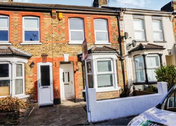 Thumbnail 2 bed terraced house for sale in Northcote Road, Gravesend