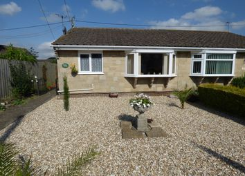 Thumbnail 2 bed semi-detached bungalow for sale in Peacemarsh, Gillingham