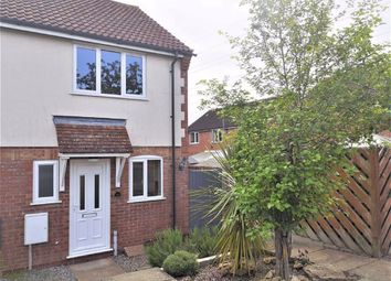 Thumbnail 2 bed end terrace house for sale in Cranesbill Drive, St Peters, Worcester