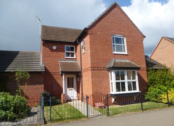 Thumbnail 3 bed link-detached house for sale in West Lake Avenue, Hampton Vale, Peterborough