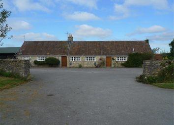 Thumbnail 2 bed semi-detached house to rent in Littleton Drew Lane, Acton Turville, Badminton