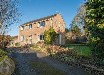 Thumbnail 4 bed detached house for sale in High Street, Royal Wootton Bassett, Swindon