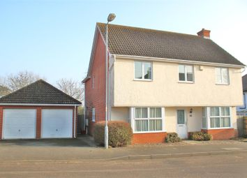 Thumbnail 4 bed detached house for sale in The Sheltons, Kirby Cross, Frinton-On-Sea