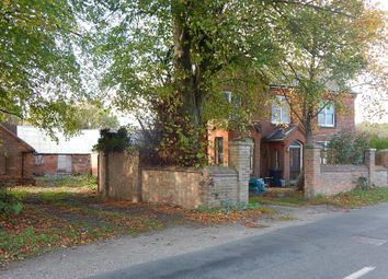 Thumbnail 5 bed detached house for sale in Red House Farm, Station Road, Little Massingham, King's Lynn, Norfolk