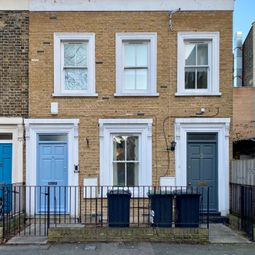 Thumbnail 2 bed flat for sale in Harts Lane, Brockley, London