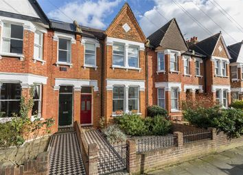 Thumbnail 5 bed terraced house for sale in Grove Avenue, Twickenham