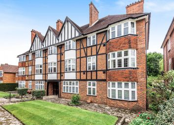 Thumbnail 3 bed flat for sale in Epsom, Surrey