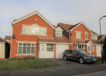 Thumbnail 5 bed detached house for sale in Alicia Close, Cawston, Rugby