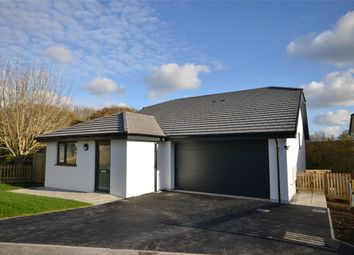 Thumbnail 4 bed detached house for sale in Carrine Road, Newbridge, Truro, Cornwall