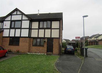 Thumbnail 2 bed semi-detached house for sale in Brushwood Ave, Flint, Flintshire