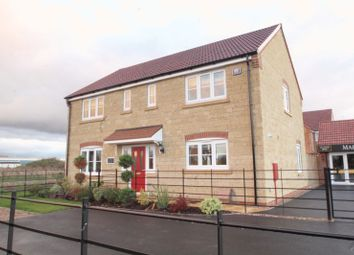Thumbnail 5 bed detached house for sale in The Musselburgh, Eastrea Road, Whittlesey, Peterborough