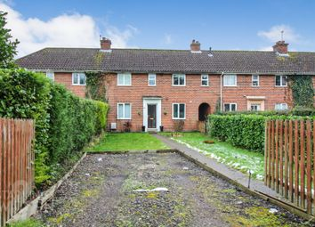 Thumbnail 2 bed terraced house for sale in Flixton Road, Bungay