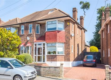 Thumbnail 5 bedroom semi-detached house for sale in Mandeville Road, Southgate