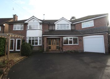 Thumbnail 5 bed detached house for sale in Holly Lane, Balsall Common, Coventry