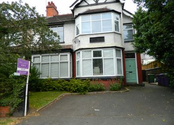 Thumbnail 3 bed flat to rent in Queens Drive, Mossley Hill, Liverpool