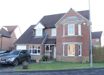 Thumbnail 4 bed detached house for sale in Dysart Drive, Blantyre, Glasgow