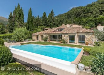 Thumbnail 4 bedroom villa for sale in Vence, French Riviera, France