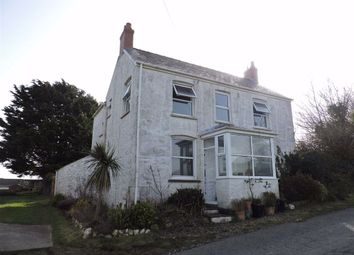 Thumbnail 4 bed detached house for sale in Fishguard, Pembrokeshire, Fishguard