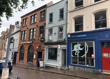 Thumbnail Restaurant/cafe for sale in High Pavement, Nottingham