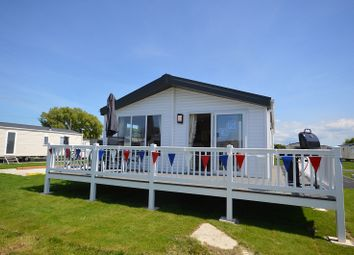 Thumbnail 2 bed mobile/park home for sale in Alberta Holiday Park, Seasalter, Whitstable, Kent.