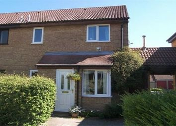 Thumbnail 1 bed property to rent in James Carlton Close, Milton, Cambridge