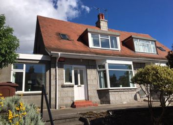 Thumbnail 3 bed semi-detached house to rent in Albert Terrace Gardens, Aberdeen