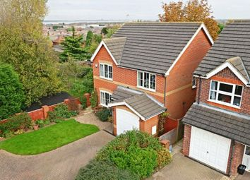 Thumbnail 4 bed detached house for sale in Plover Court, Barton-Upon-Humber
