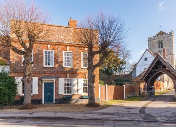 Thumbnail 5 bed semi-detached house for sale in High Street, Dorchester-On-Thames, Wallingford