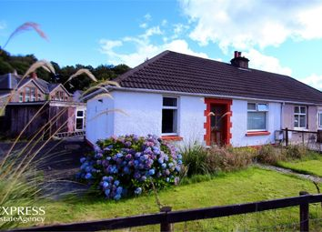Thumbnail 2 bed semi-detached bungalow for sale in Stewart Of Garlies Road, Minnigaff, Newton Stewart, Dumfries And Galloway