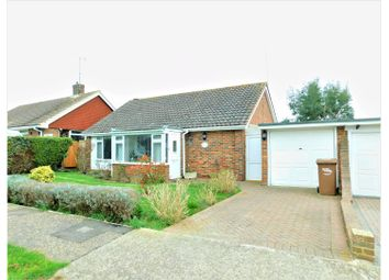 Thumbnail 2 bed detached bungalow for sale in Greenacres Ring, Littlehampton