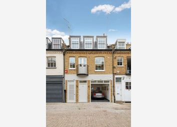 Thumbnail 4 bed terraced house for sale in Queens Gate Place Mews, South Kensington
