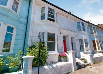 Thumbnail 3 bed terraced house for sale in Argyle Road, Brighton, East Sussex, .