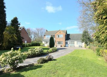 Thumbnail 4 bed detached house for sale in Wilmore Hill Lane, Stafford