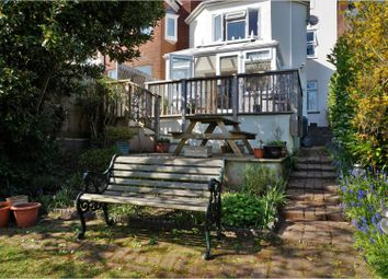 Thumbnail 2 bed maisonette for sale in 49 Union Road, Exeter