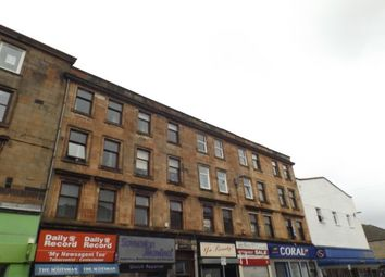 Thumbnail 3 bed flat to rent in West Blackhall Street, Greenock