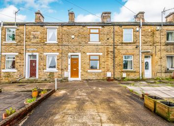 Thumbnail 2 bed terraced house for sale in School Terrace, Clayton West, Huddersfield
