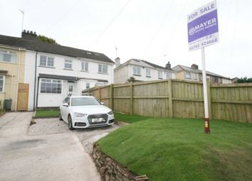 Thumbnail 3 bedroom terraced house for sale in Stentaway Road, Plymstock, Plymouth