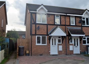 Thumbnail 2 bed semi-detached house to rent in Crestwood Way, Hounslow, Greater London