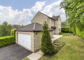 Thumbnail 4 bed detached house for sale in Swan Avenue, Gilstead