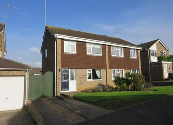 Thumbnail 3 bed semi-detached house for sale in Whimbrel Way, Banbury