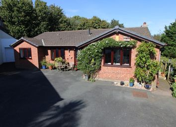 Thumbnail 4 bed detached bungalow for sale in Eastfield Crescent, Plymouth
