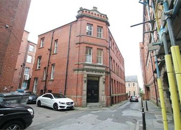 Thumbnail 1 bed flat for sale in Swanns Building, Plumptre Place, Lace Market, Nottingham